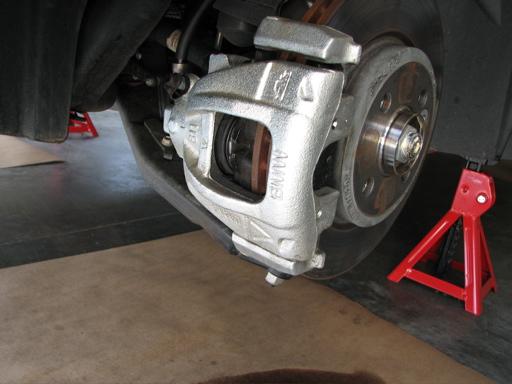Front Brake Clean