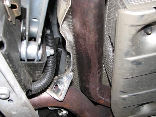 Rear Heatshield